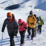 Raquetes de neu a La Cerdanya