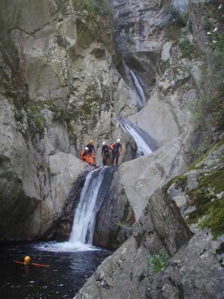 Barranquisme a prop de la Cerdanya - Gorges del Llec